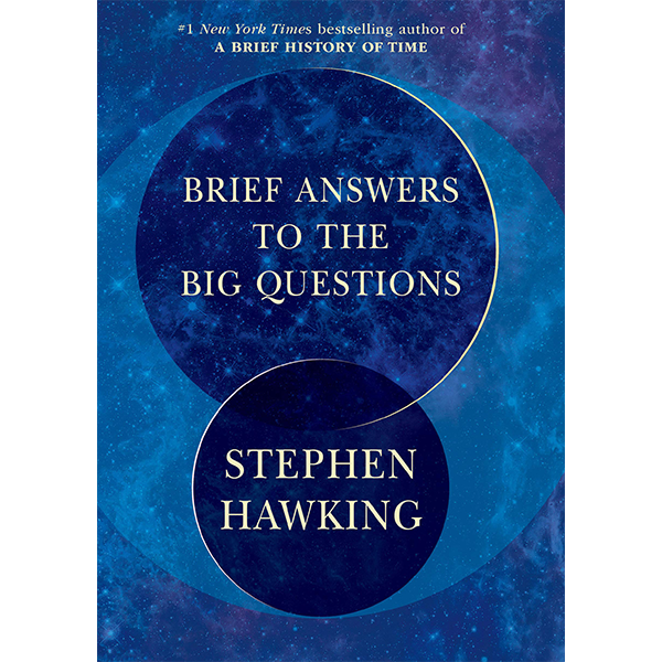 Cover Image For <I>Brief Answers to the Big Questions</I>