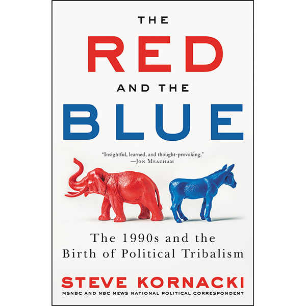 Cover Image For <I>The Red and the Blue</I>