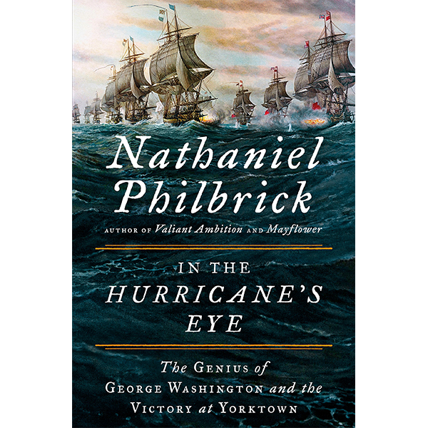 Cover Image For <I>In the Hurricane's Eye</I>