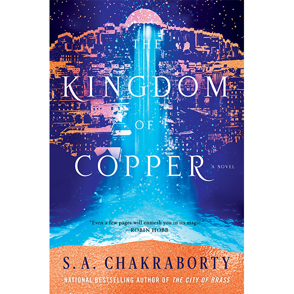 Cover Image For <I>Kingdom of Copper</I>