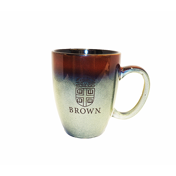 Image For Sioux Falls Endeavor Pottery Mug - Brown Crest
