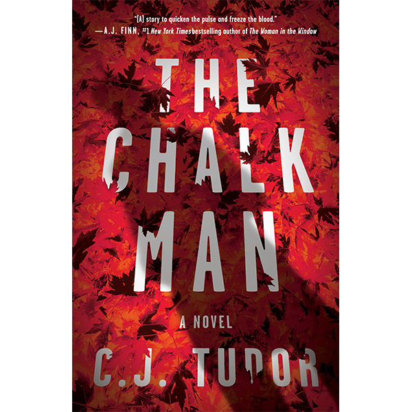 Cover Image For <I>The Chalk Man</I>