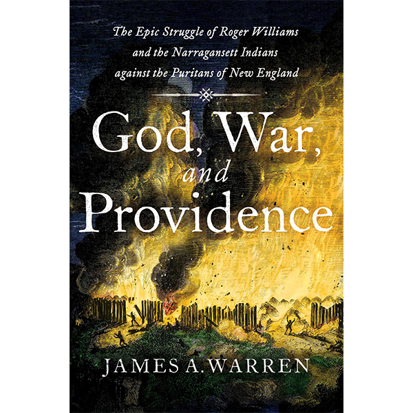 Image For <I>God, War, and Providence</I>