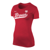 Cover Image for Nike Women's Legend's Short Sleeve Tee - Red or White