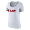 Cover Image for Nike Women's Scoop Neck Short Sleeve Tee - Gray or White