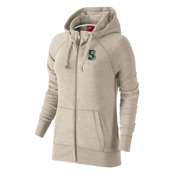 Image For Nike Women's Gym Vintage Full Zip