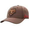 Top of the World Phenom OSFM Fitted Cap - Brown Image