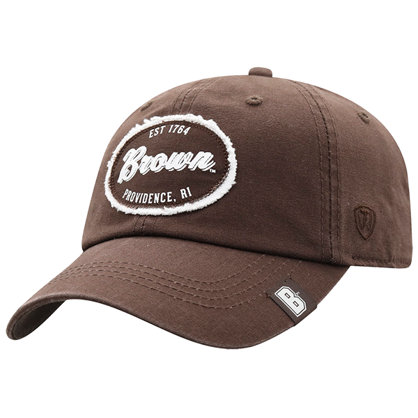 Image For Top of the World Tatter 4 Adjustable Team Cap - Brown