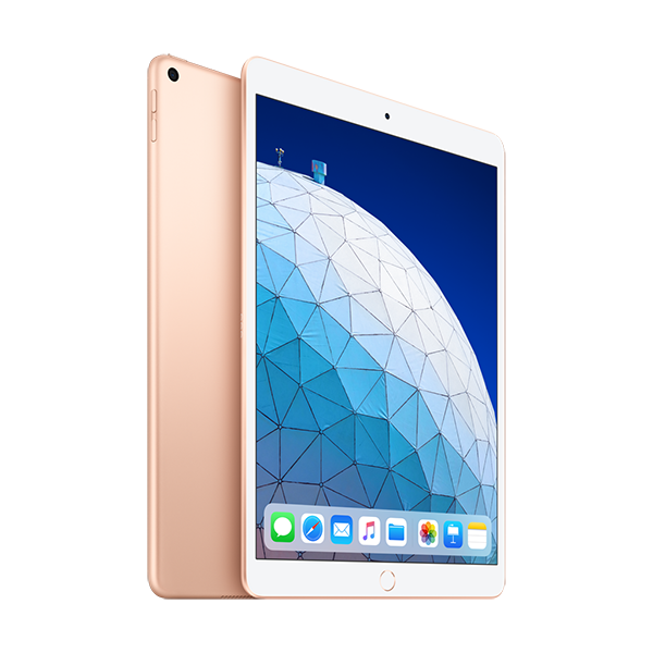 Image For iPad Air - 256GB - Gold