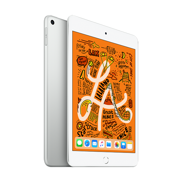 Image For iPad mini (5th generation) - 64GB - Silver