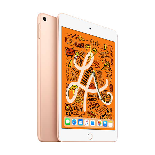 Image For iPad mini (5th generation) - 256GB - Gold