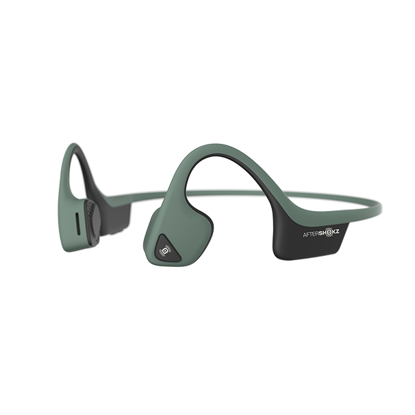 Image For Aftershokz Trekz Air - Forest Green