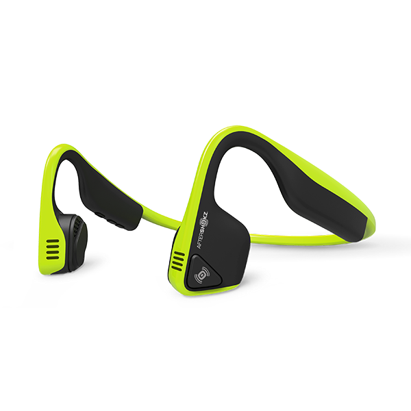 Image For Aftershokz Trekz Titanium - Ivy Green