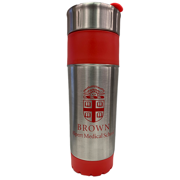 Image For AMS Boomer 2-Tone Tumbler - Red