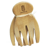 Image for Bamboo Salad Hands/Tossers Imprinted w/ Seal