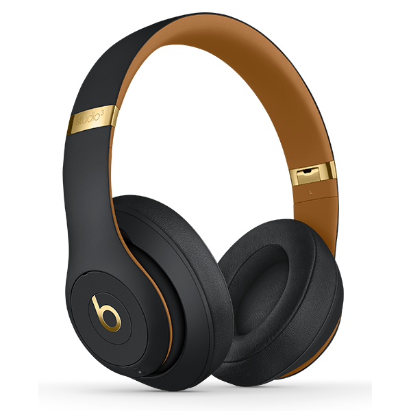 Image For Beats Studio³ Wireless Headphones - Midnight Black