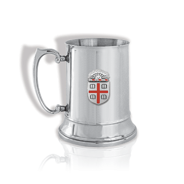 Image For 19oz Stainless Steel Pewter Tankard