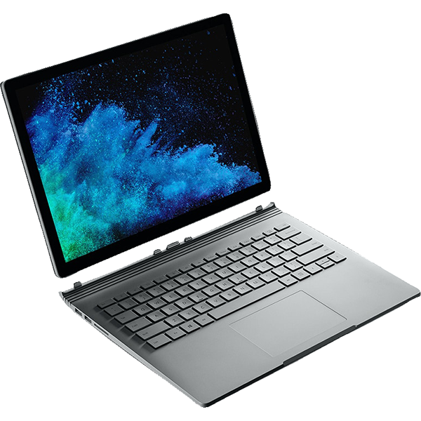 "Image For Microsoft Surface Book 2 15"" - i7/16GB/512GB/dGPU"