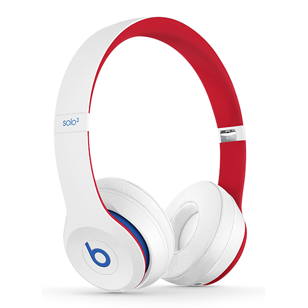 Image For Beats Solo³ Wireless Headphones - Club White