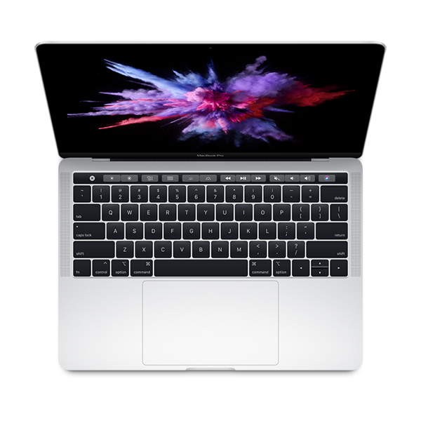 "Image For MacBook Pro 13"" with Touch Bar - i5/8GB/128GB - Silver"