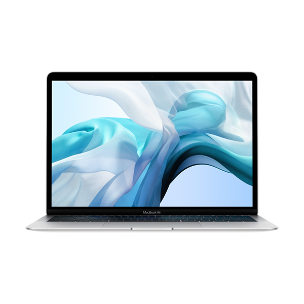 "Image For MacBook Air 13"" with Retina - i5/8GB/128GB - Silver"