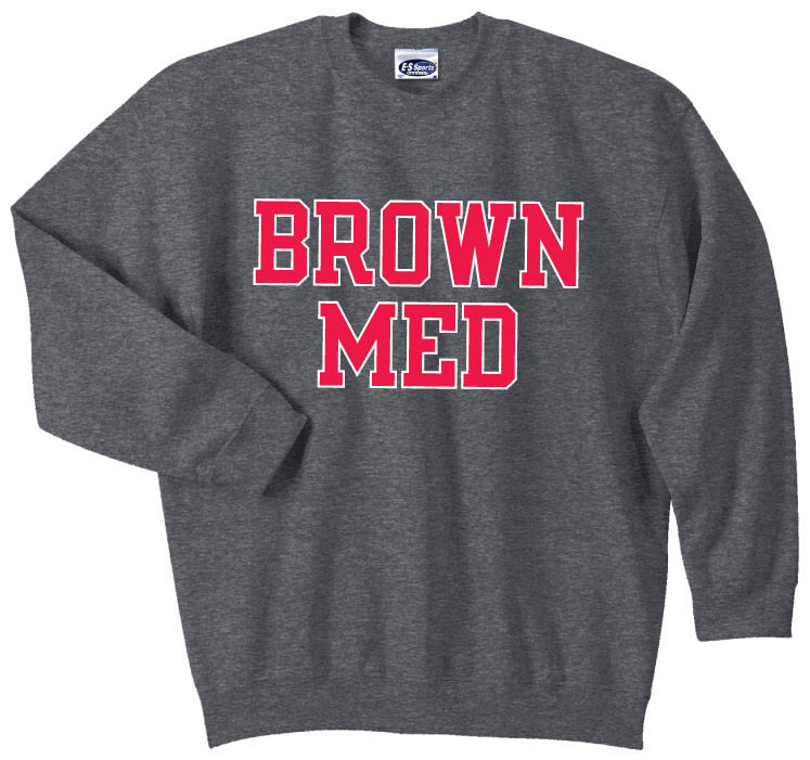 Image For ES Sports Brown Med AMS Crew