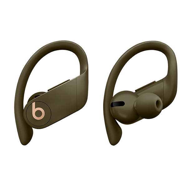 Image For Powerbeats Pro Totally Wireless Earphones - Moss