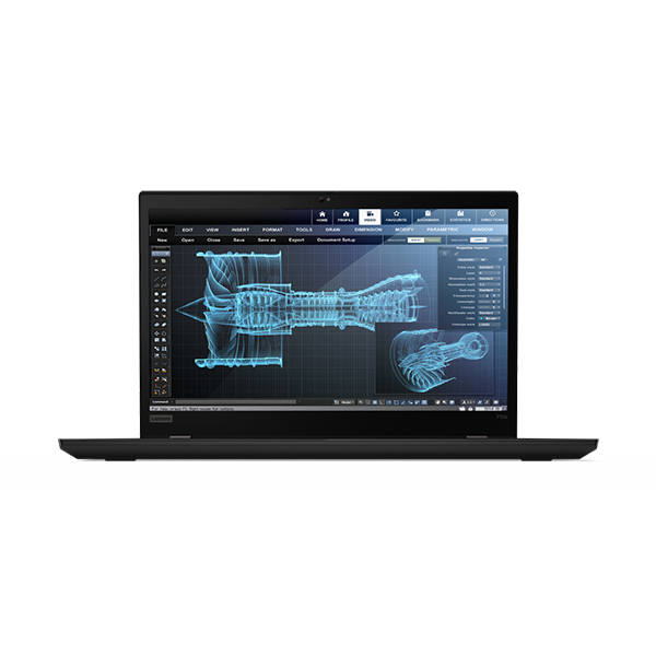 Image For Lenovo ThinkPad P53s - i7/16GB/512GB/NVIDIA P520