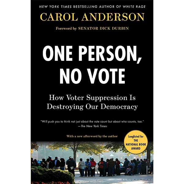 Image For <I>One Person, No Vote</I>