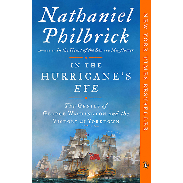 Image For <I>In the Hurricane's Eye</I>
