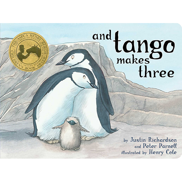 Image For <I>And Tango Makes Three</I>