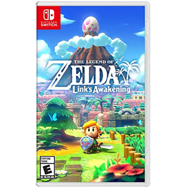 Cover Image For The Legend of Zelda: Link's Awakening