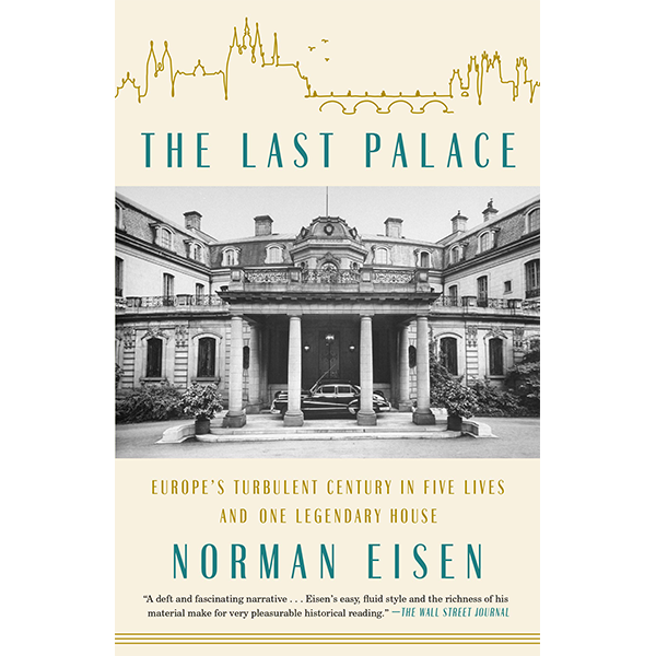 Image For <I>The Last Palace</I>