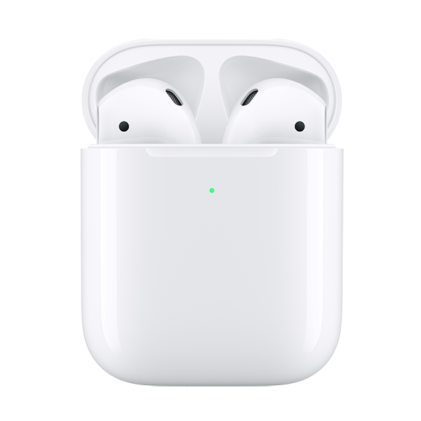 Image For AirPods with Wireless Charging Case