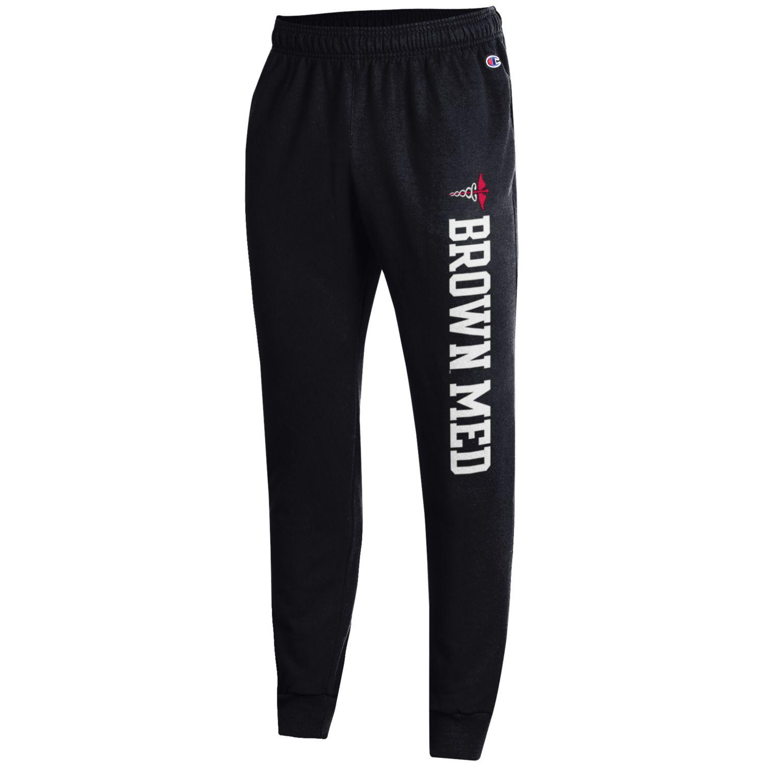 Image For Champion Men's Powerblend Fleece Jogger