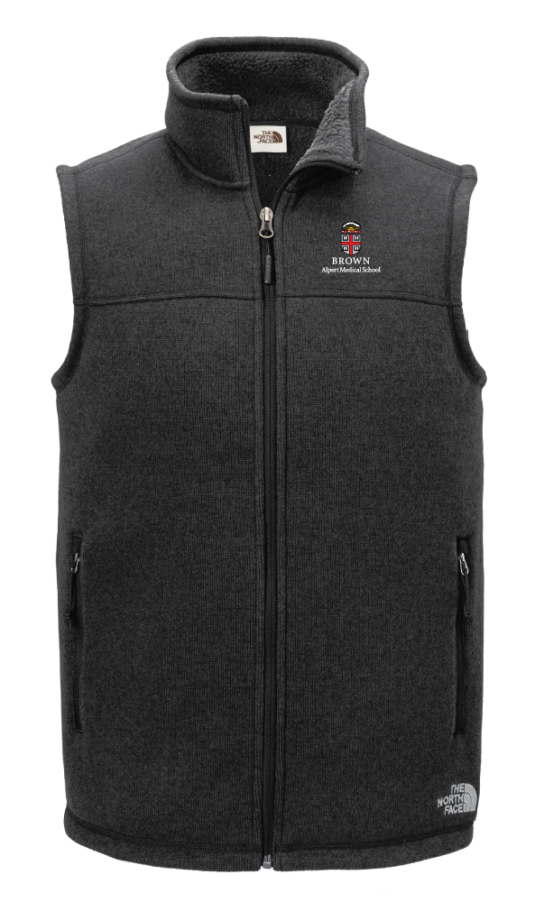 Image For North Face AMS Sweater Vest - Black or Grey