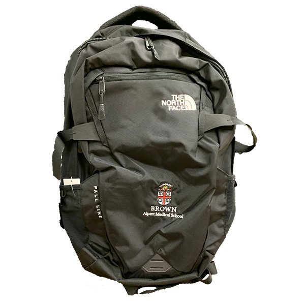 Image For North Face AMS Fall Line Backpack w/Laptop Sleeve - Black