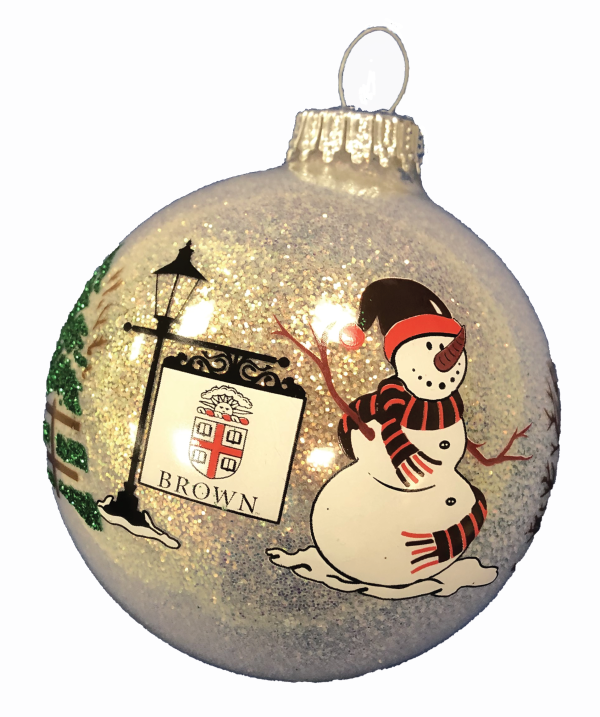 Image For Glass Ball Ornament