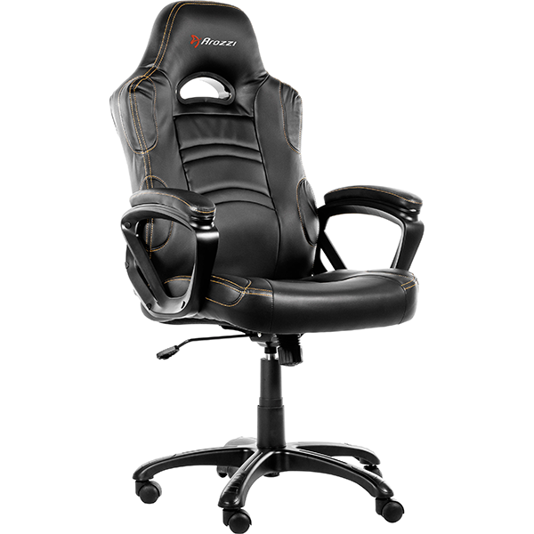 Image For Enzo Basic Gaming Chair - Black, Blue, Green, Red, or White