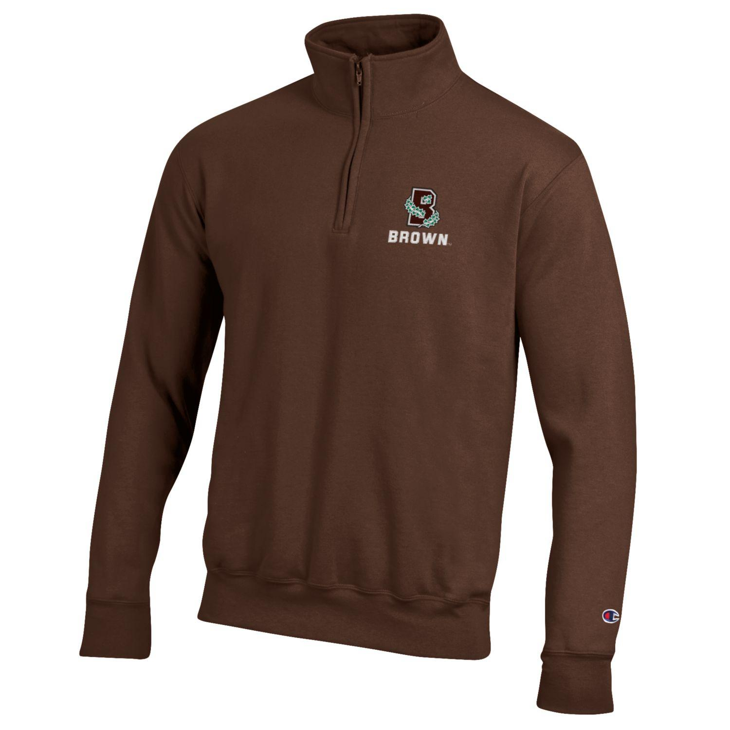 Image For Champion Powerblend Pocketless 1/4 Zip