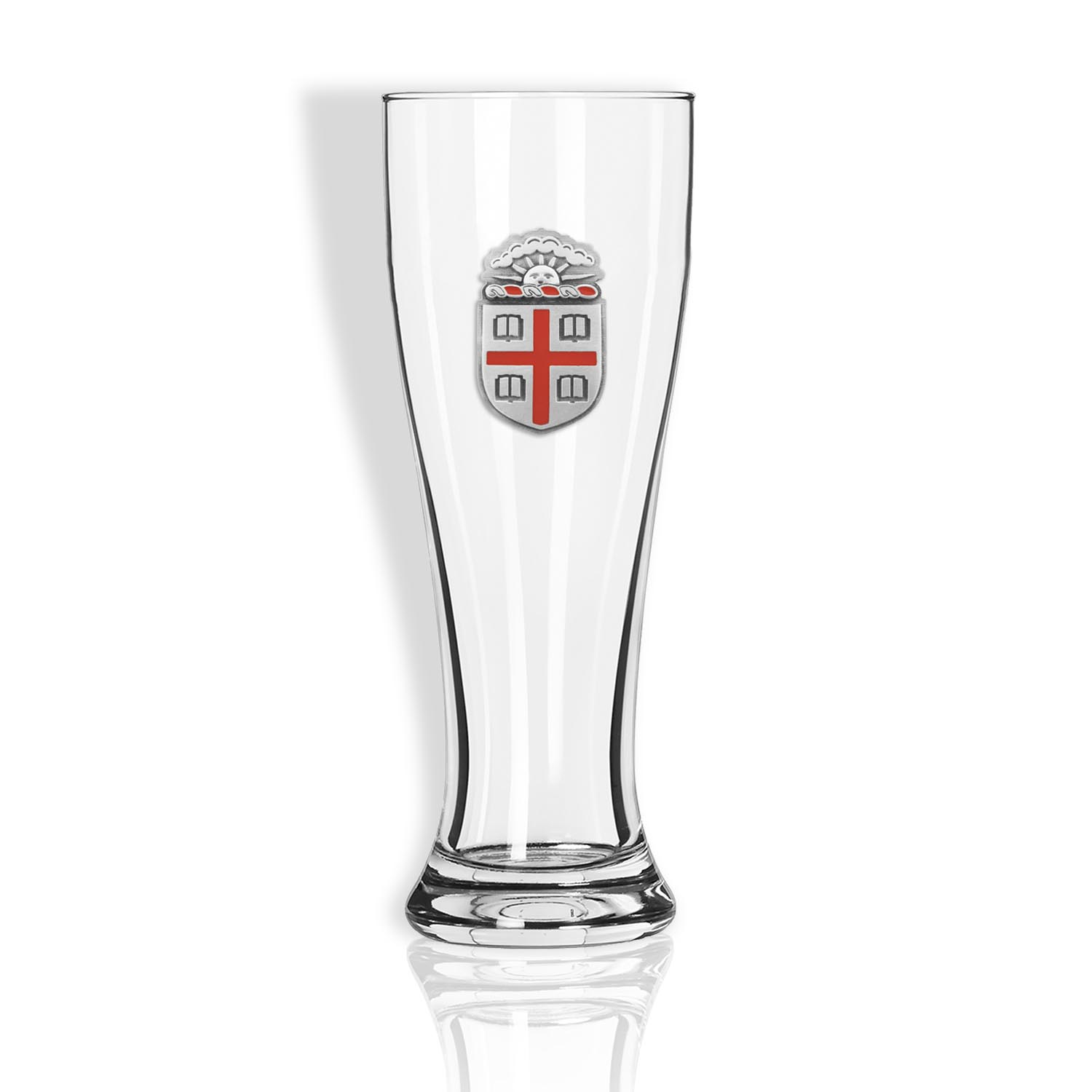 Image For 23OZ PILSNER PEWTER CREST