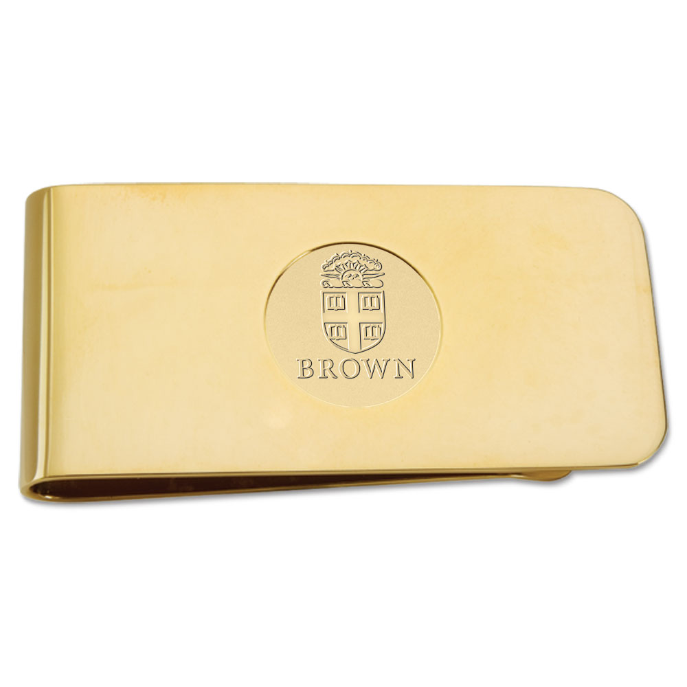 Image For CSI by Jardine Money Clip - Gold