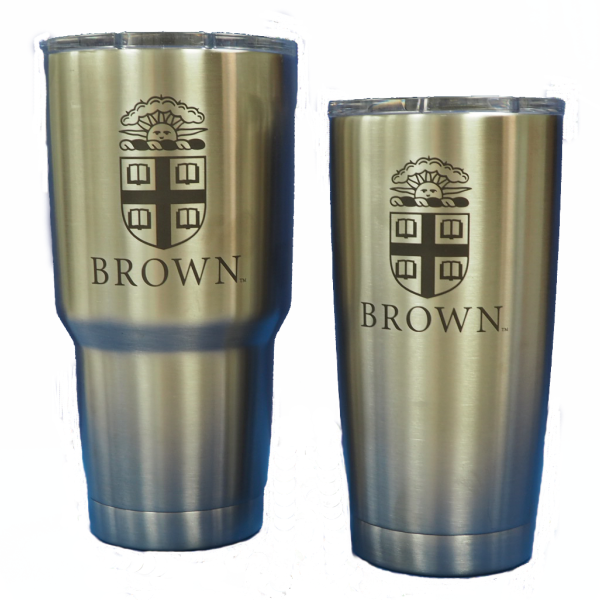 Image For YETI 20 oz Tumbler Silver