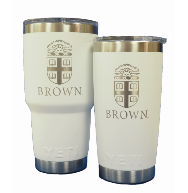 Image For YETI 20oz Tumbler White