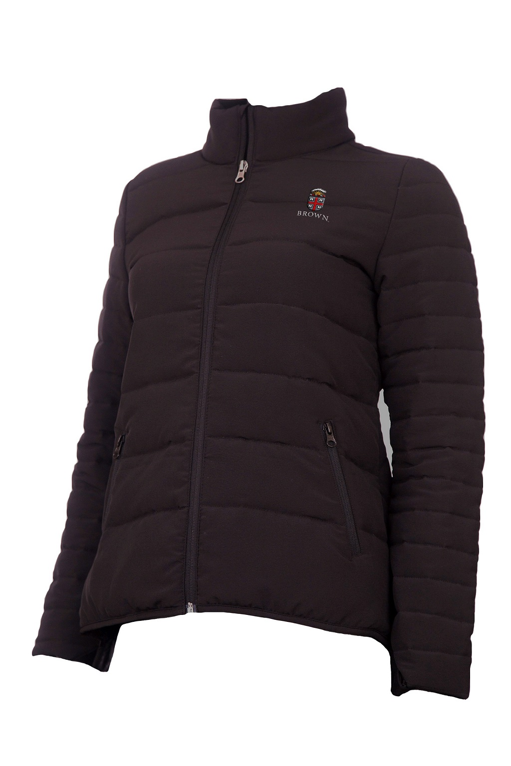 Image For Ivy Citizens Women's Puffer Jacket - Black or Ivory