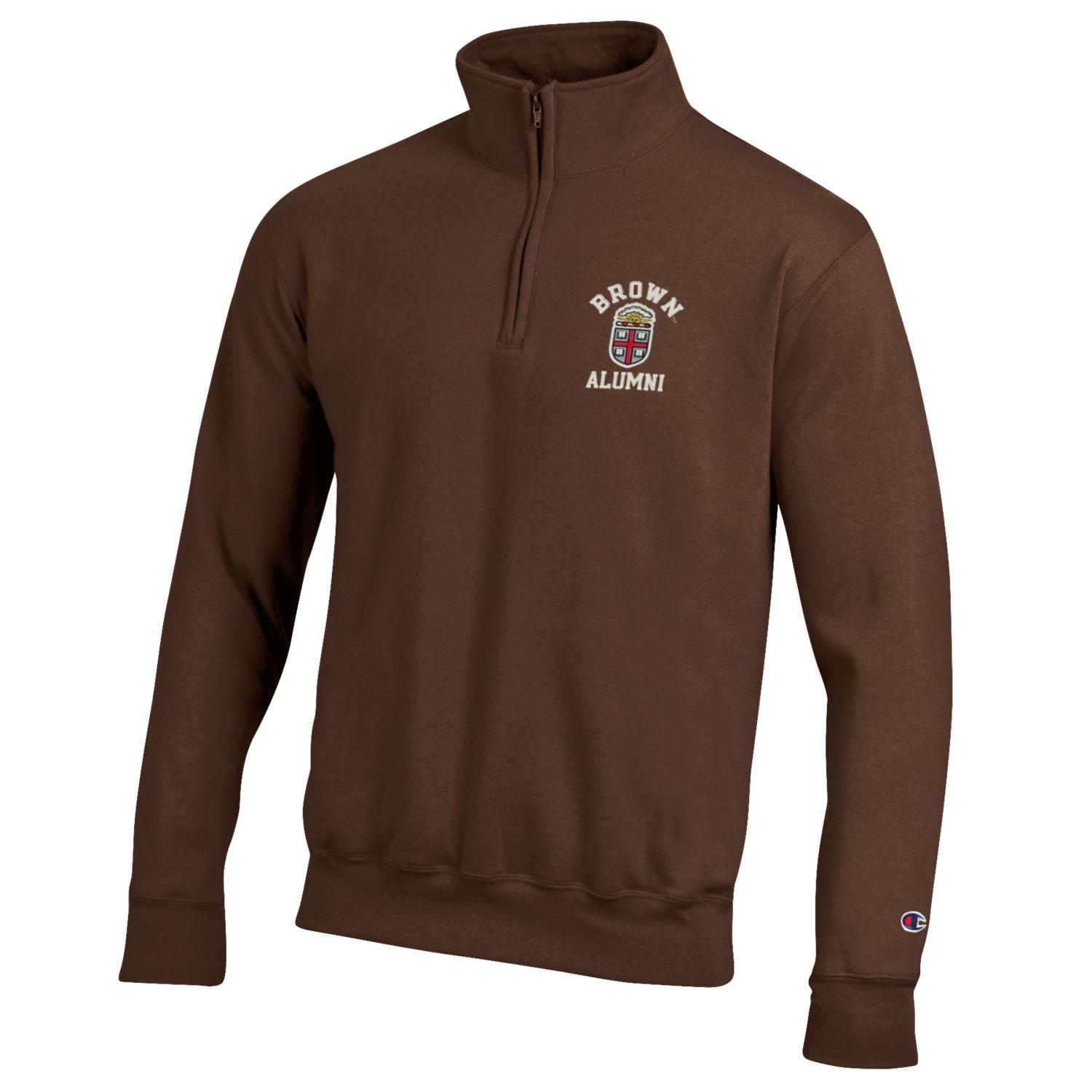Image For Champion Powerblend Alumni 1/4 Zip