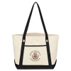 Cover Image for Julia Gash Canvas Tote Bag - Brown University