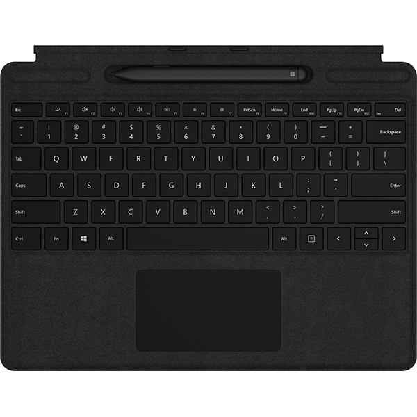 Image For Surface Pro X Signature Keyboard with Slim Pen Bundle