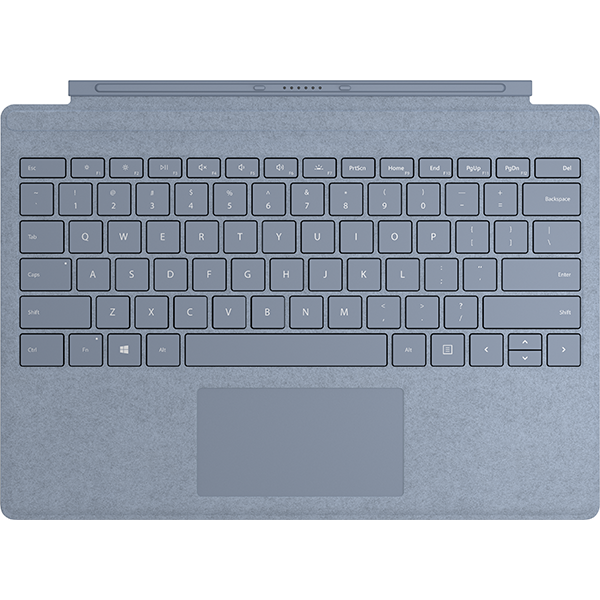 Image For Surface Pro Signature Type Cover - Ice Blue