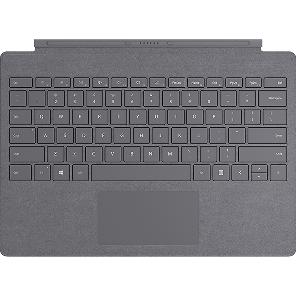 Image For Surface Pro Signature Type Cover - Light Charcoal